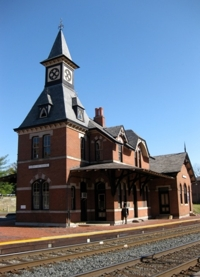 monocacy station guys Introduction the city of frederick today (2003) encompasses a wide range of property types associated with all phases of the region's, and the town's, history.